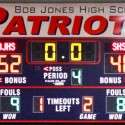 2016 Bob Jones vs Sparkman Boys