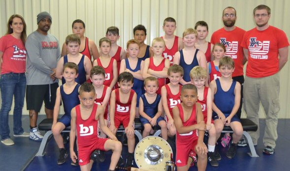 Patriot Youth Wrestling Camp