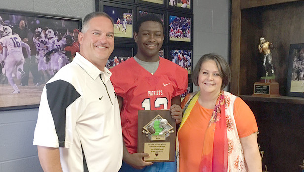 Terrell Jennings – Remax Player of the Week against Central Phenix City