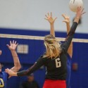 Volleyball versus Sam Barlow October 4