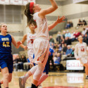 Girls Varsity Basketball versus Barlow Feb. 17