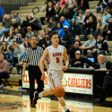 Boy Varsity Basketball versus Barlow Feb. 17