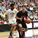 Boys Basketball State Finals versus Jefferson