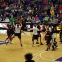 Boys State Basketball State Semi-Final versus West Linn