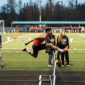 Dual Track Meet vs Centennial and Central Catholic