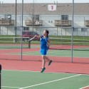 Girls JV Tennis vs Kentwood