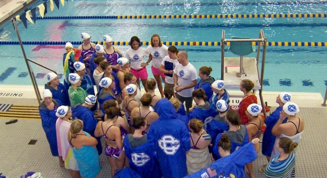 Girls Swimming Grand Rapids Catholic Central High School Sports Mi