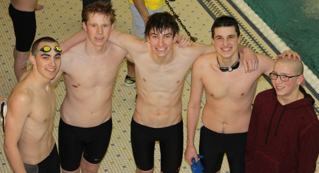 CCHS BOYS SWIM HEADED TO STATE