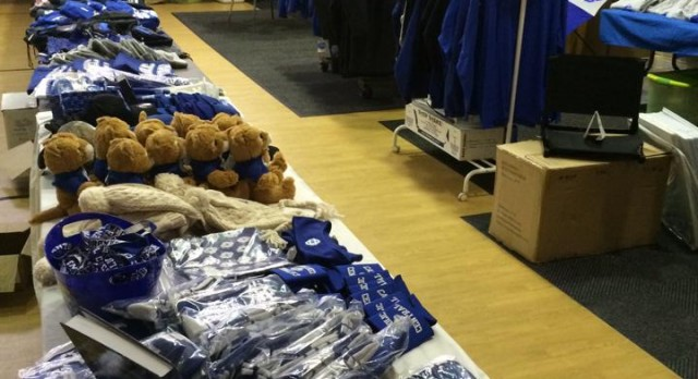 DO NOT MISS! CC Cougar Gear Sale Weds May 25 from 4pm to 8pm