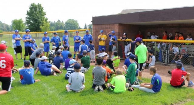2015 Baseball Camp