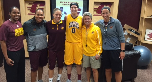 Kyra Bussell – Commits to Central Michigan University