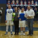 Senior Night – Girls Basketball