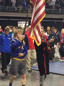 Foster and Devin at State 2016