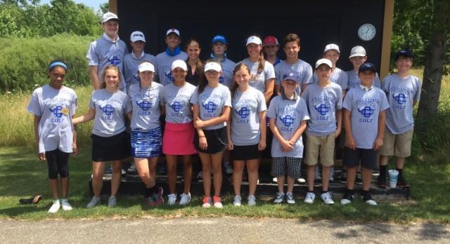 2016 Golf Summer Camp