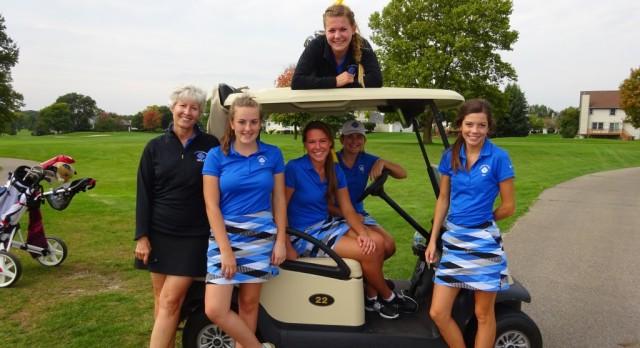 MHSAA Girls Golf Regional
