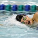 Grand Rapids Catholic Central Girls Swim and Dive Team Pictures at Forest Hills Eastern/Northern