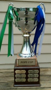 2017 Pope Cup Trophy
