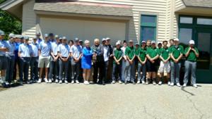 CC & WC Varsity Boys Golf