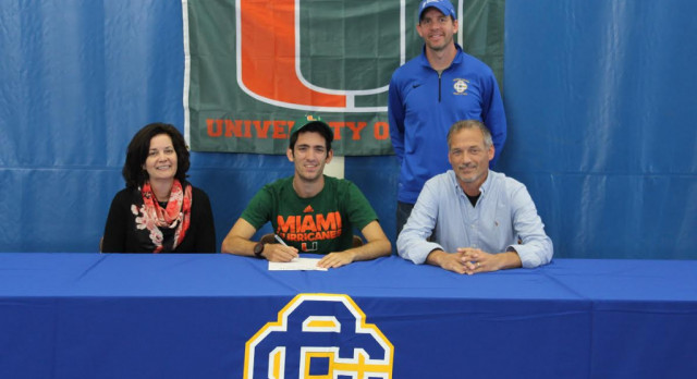 Dylan Sykes Signs Letter of Intent – University of Miami