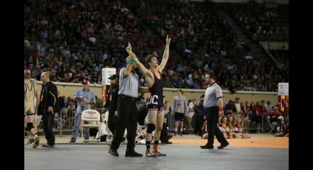 Merriman Wins State Title