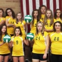 MS Girls Volleyball 2015