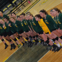 2017 Volleyball – Knights vs. Monroe Central (Scrimmage)