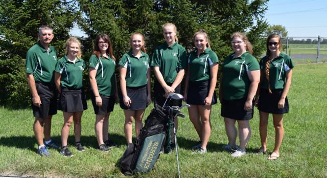 Girls Golf TEC Tourney Information