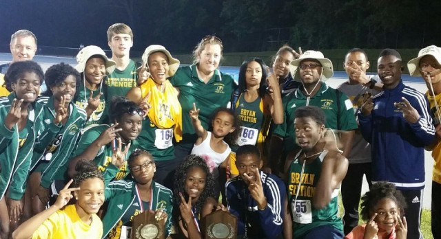 Bryan Station Brings Home The Hardware at KHSAA State Track and Field Tournament