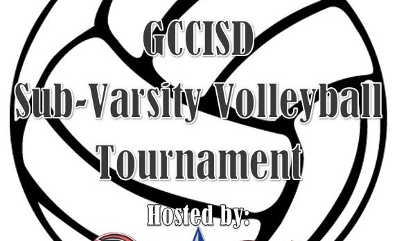 GCCISD Sub-Varsity Volleyball Tournament