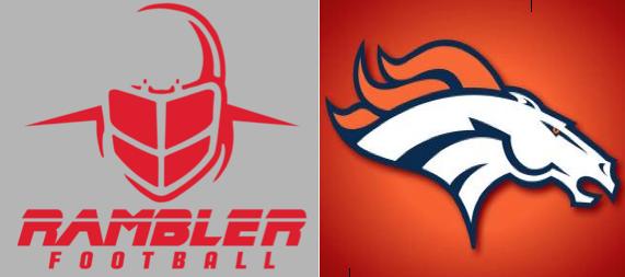 Youth Rambler Football Camp and Bronco Youth Football Sign-ups