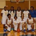 Junior Varsity Girls Basketball 2015