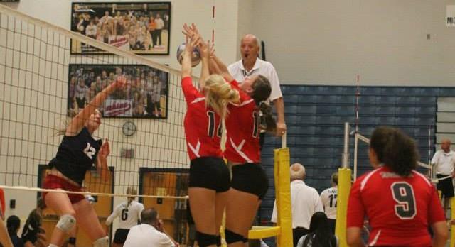 New Volleyball Coach=New Attitude