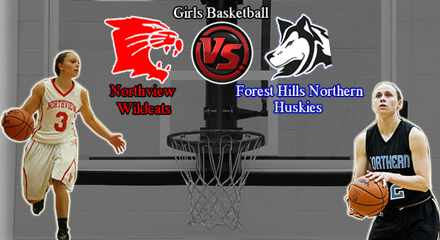 Huskies Top Girls in Friday Night Action
