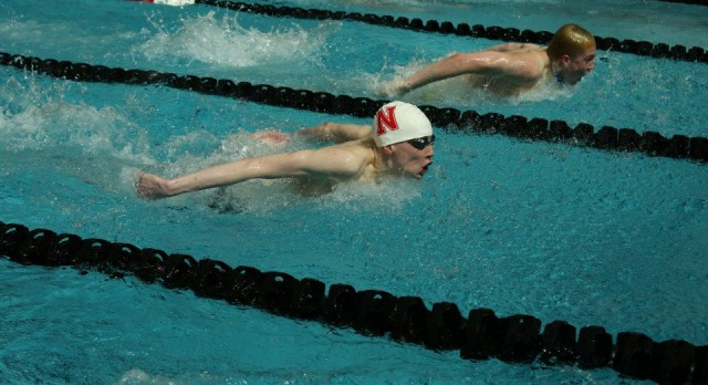 Boys Swimming Competes in Conference Meet