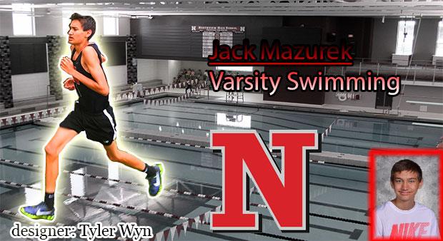 Student Athlete Interview:  Jack Mazurek