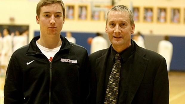 Coach Kapustka Coaches Familiar Faces