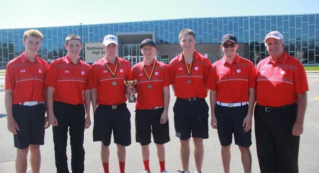 Boys Varsity Golf News