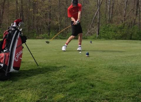 Wojczynski Shares Medalist Honors at Golf Jamboree