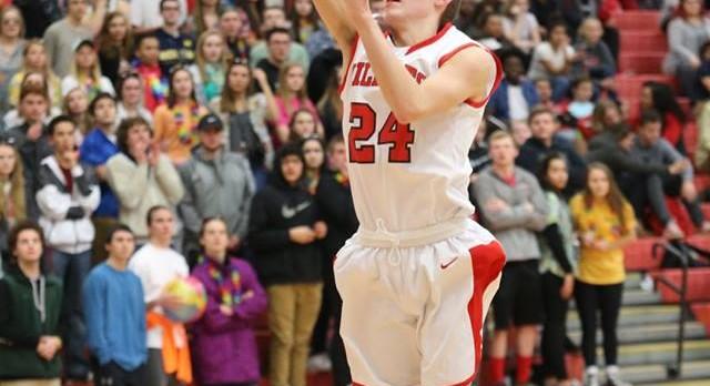 Northview High School Boys Varsity Basketball beat Greenville High School 57-48