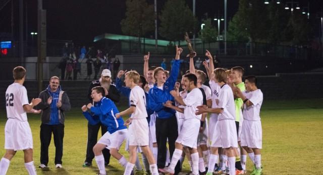 Brandon Soccer Advances to Regional Final