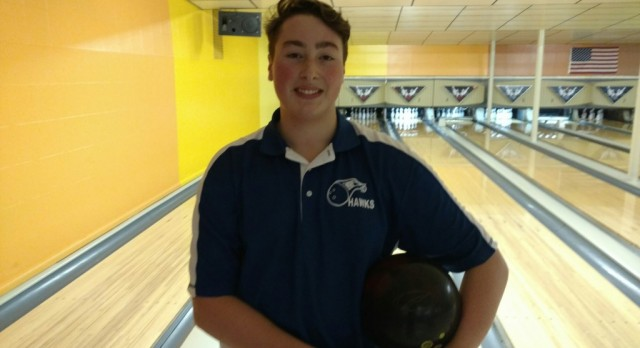 300 Game by Brandon Bowler Sheldon Smith!