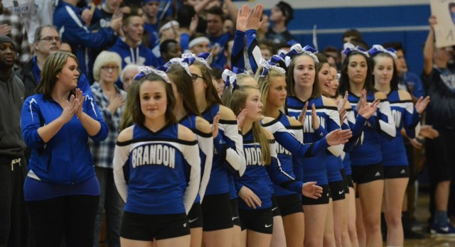 Brandon Athletics Coaching Vacancy- Head Varsity Cheer Coach (Sideline and Competitive)