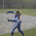 Varsity Softball vs Clarkston 2016-03-30