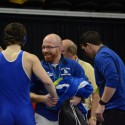 Wrestling Individual States Second Round 2016-03-04 Photo Gallery