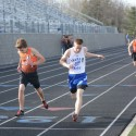 Track meet vs Fenton and Flushing 2016-04-27 Photo Gallery