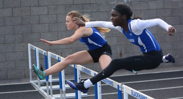 Brandon Girl's Varsity Track defeats Holly, 92-45 with Photo Gallery