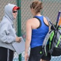Girls Varsity Tennis vs Carman-Ainsworth 2016-05-16 Photo Gallery