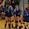 Varsity Volleyball vs Fenton 2016-09-13 Photo Gallery