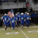Varsity Football beat Holly 43-26 on Senior Night 2016-10-21 Photo Gallery
