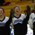 Pom Pon Halftime Basketball game 2016-12-05 Photo Gallery